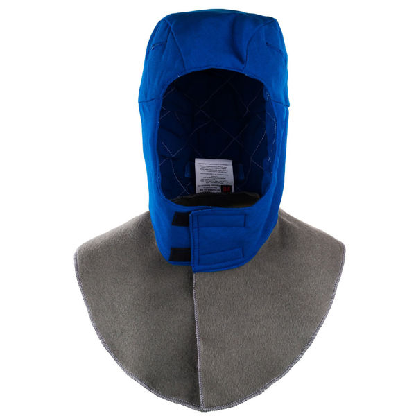 Picture of Hard Hat Liner w Cowl - 6 oz Nomex® IIIA,